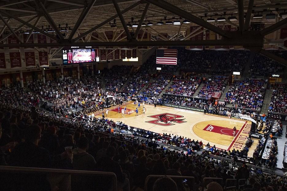 Boston College Men's Basketball Adds Rich Kelly, Frederick Scott