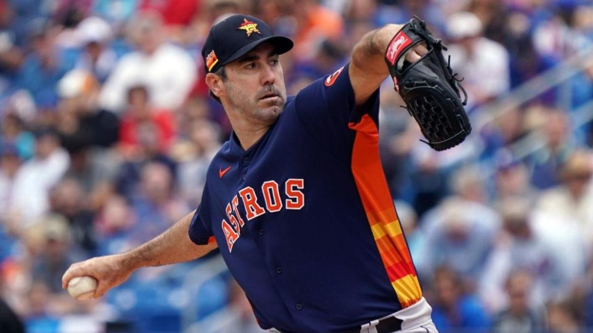 MLB Weekly Digest April 20th Edition: Astros Justin Verlander Resumes Throwing