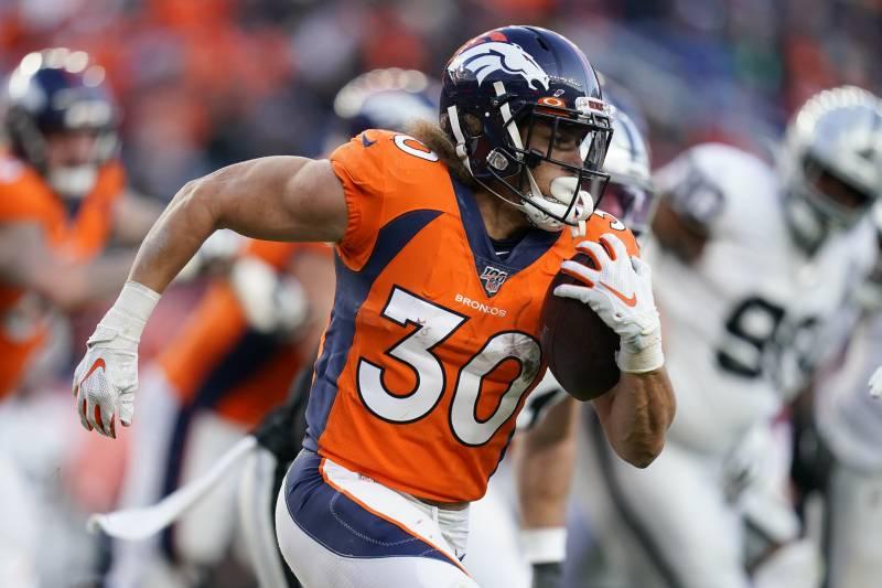 Denver Broncos: Running Back Phillip Lindsay's Journey