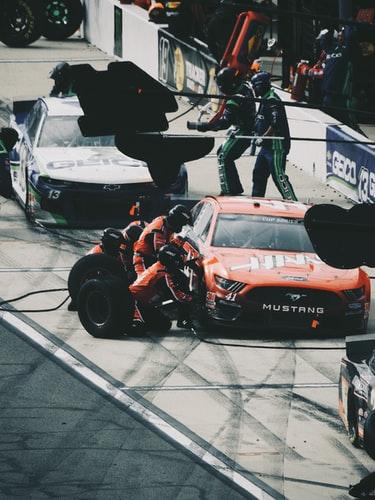NASCAR Races Out New Crew of Coronavirus Sponsors