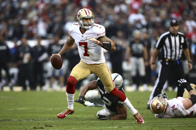 The NFL Could Use Colin Kaepernick Back in Uniform