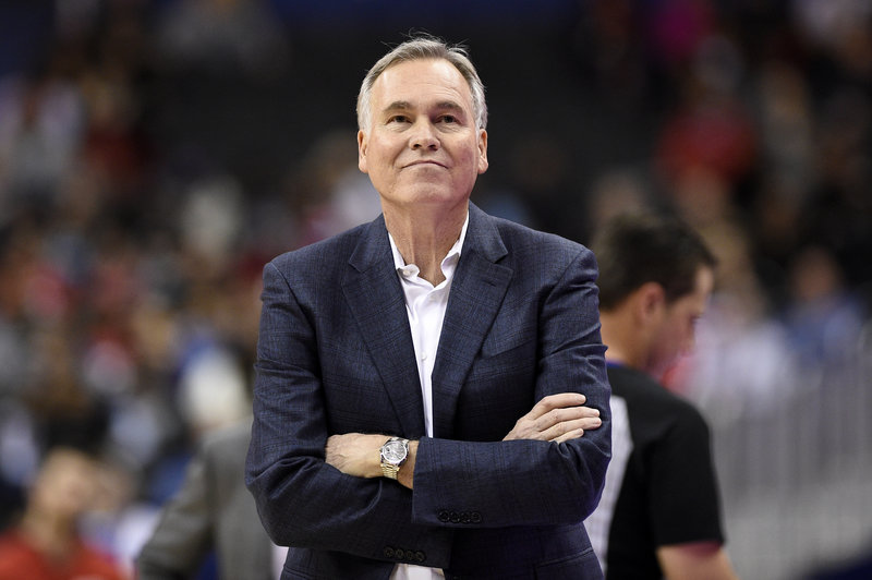 Mike D'Antoni: How will Houston Rockets fare in Orlando?
