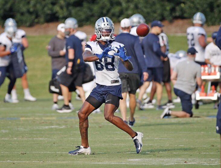 Dallas Cowboys: Jones Says CeeDee Lamb Doesn't Look Like a Rookie