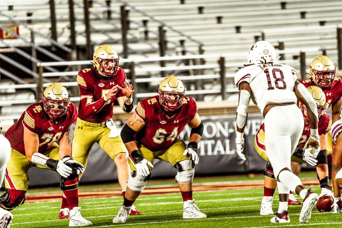 Boston College Football Four Downs: Texas State Game