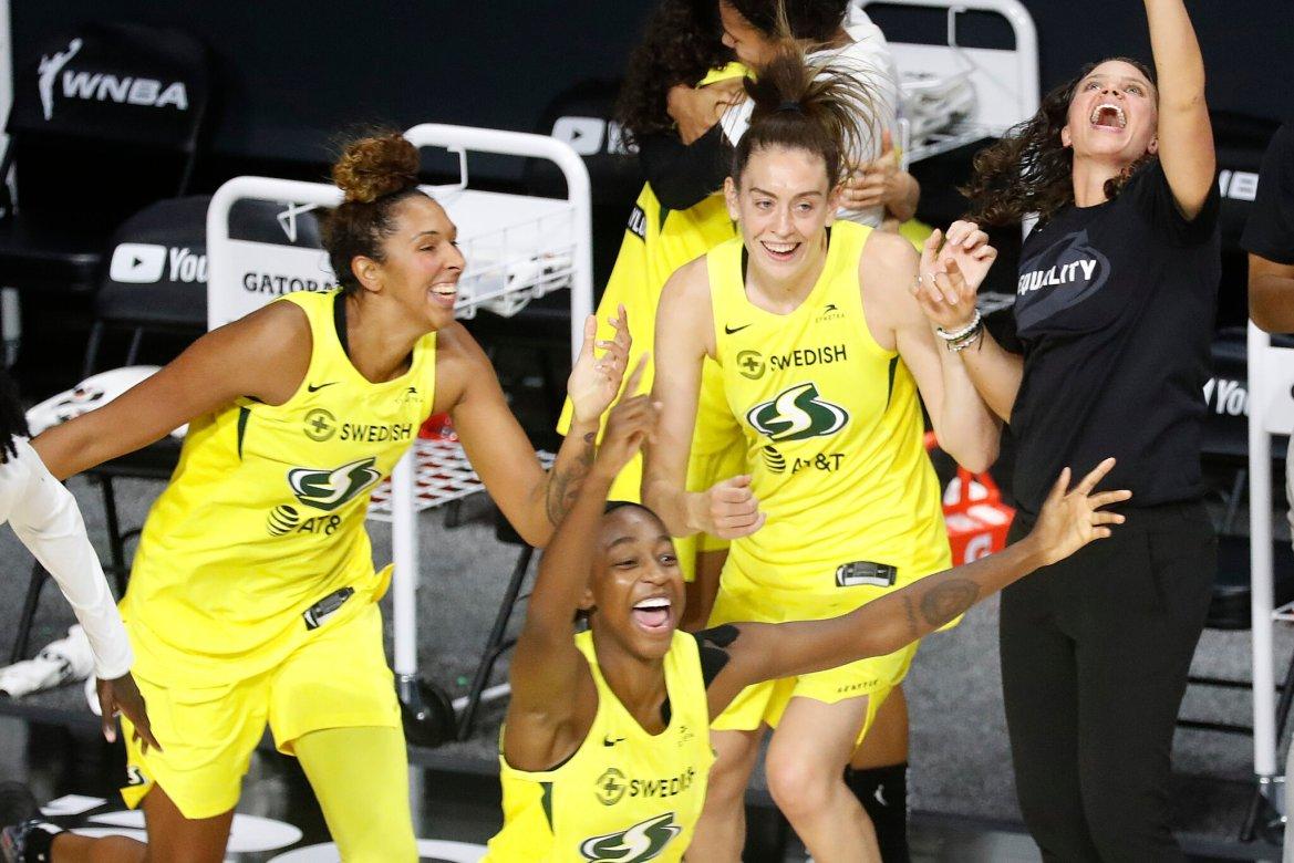 WNBA Swing: Seattle Storm Smoke Aces, Win Fourth Title