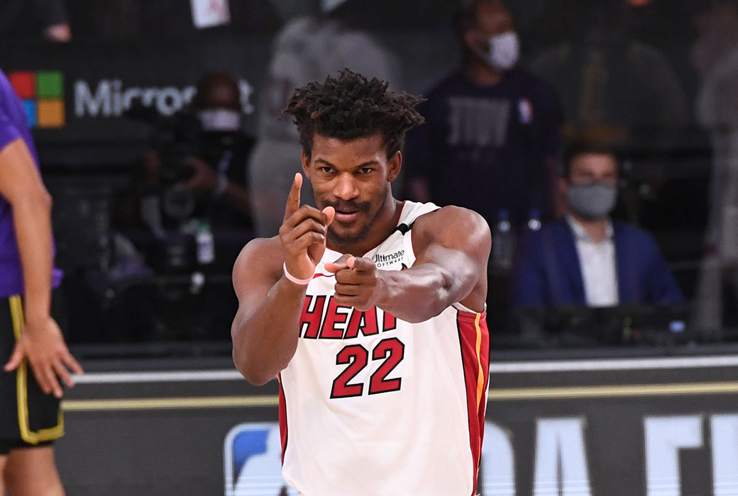 NBA Finals: Regardless of a win or loss, Jimmy Butler is still a winner