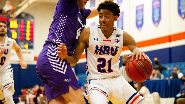 HBU Huskies' Comeback Falls Just Short Against ACU, 66-63
