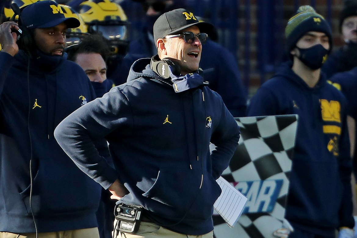 Is Bringing Back Jim Harbaugh the Right Decision?