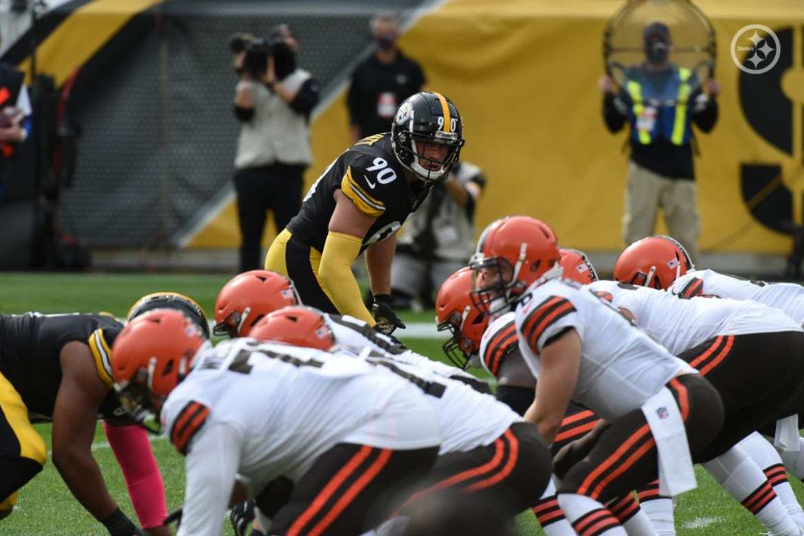 Steelers vs Browns AFC Wildcard Preview