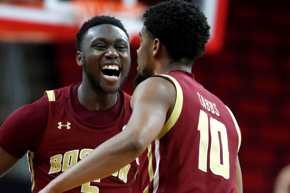 Boston College BB: With Confidence Restored, BC Looks Ahead in 2021