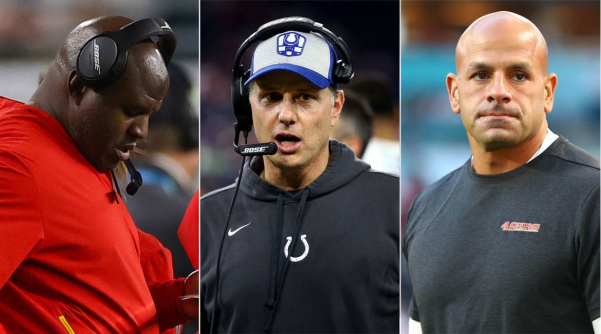 NFL: Possible New Faces for the NFL Coaching Openings