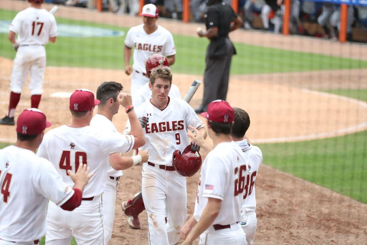 BC Visits No. 11 Duke to Open ACC Play. Series Opener Set for 3 P.M