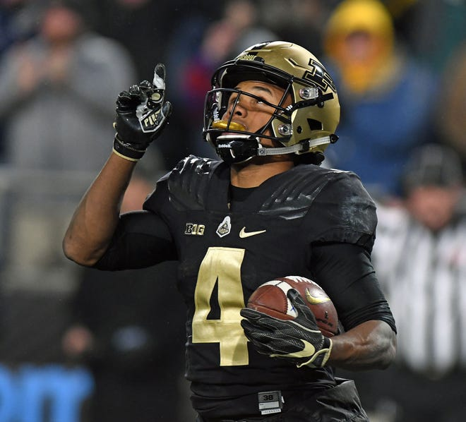 NFL Draft 2021 Profile: Purdue Receiver Rondale Moore