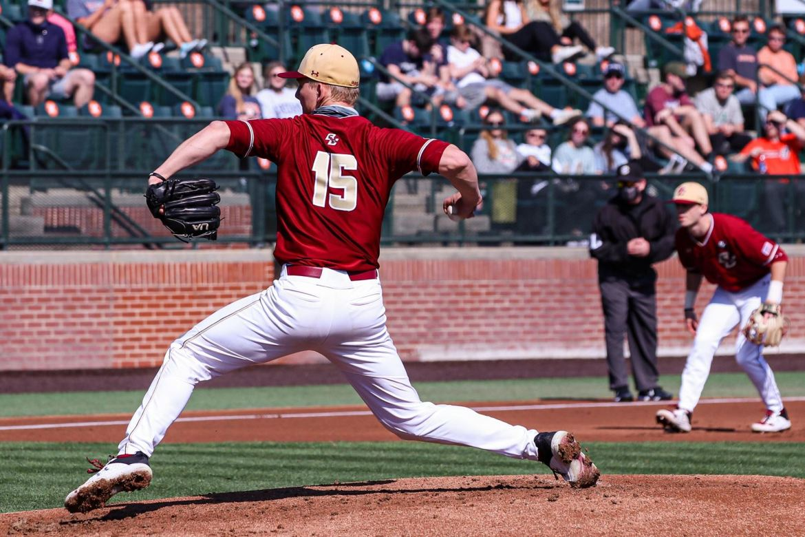 Boston College: Series Even Between No. 18 BC and No. 25 Auburn
