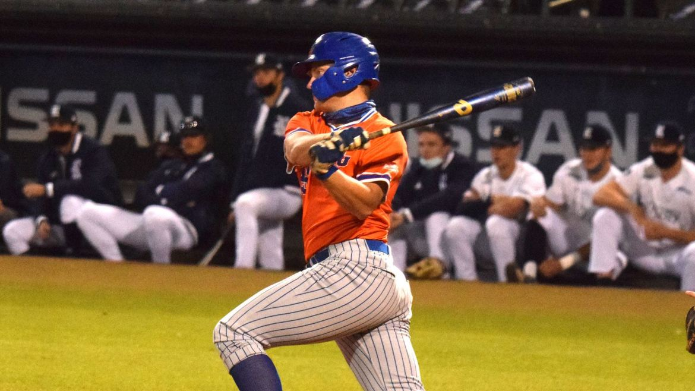 HBU Baseball Edges Nicholls in Series Opener, 5-4