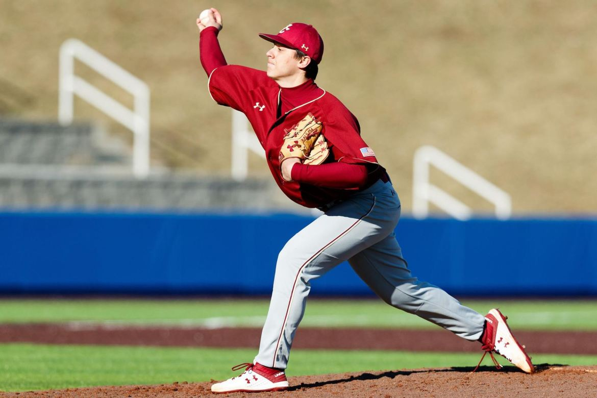 Boston College Baseball: Eagles and Mancini Pick Up Win at Northeastern