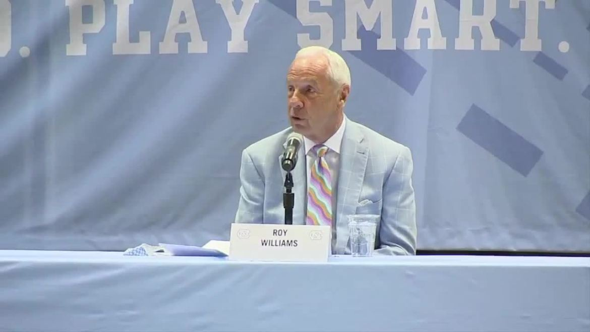 Roy Williams Announces His Retirement from Coaching After 33 Years