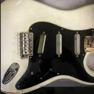 Fender Stageworn Stratocaster 10 NGS