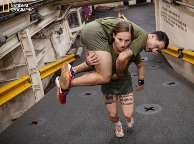 ทหารหญิง