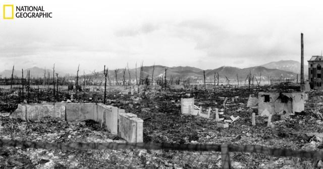 ฮิโรชิมะ, ระเบิดนิวเคลียร์, ระเบิดปรมาณู, สงครามโลกครั้งที่สอง