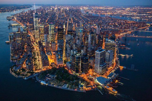 นิวยอร์ก, สหรัฐอเมริกา, แมนฮัตตัน
