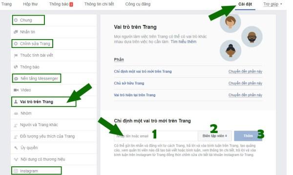 Hướng dẫn tạo Facebook Fanpage và tài khoản Facebook Business