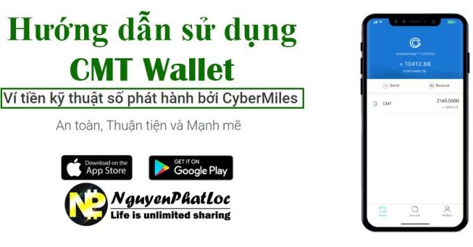 Hướng dẫn sử dụng ví CMT Wallet
