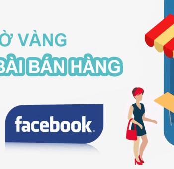 Giờ vàng đăng bài bán hàng trên Facebook hiệu quả