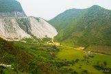 Đang trên đèo thuộc Mai Châu, Hòa Bình