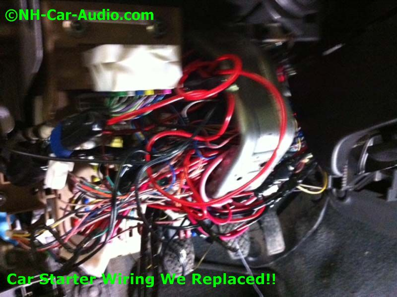 Gmc Sierra Stereo Wiring Diagram Remote Start Car Starter Facts Boomer Nashua Mobile
