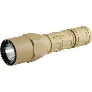 SureFire G2X Pro Dual Output LED Flashlight Tan