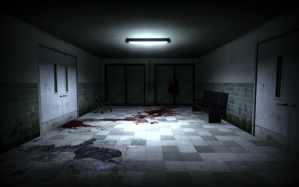 Haunted House 3d Wallpaper Nightmare House 2