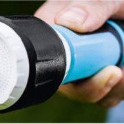 Bộ vòi tưới xoay nhiều chế độ Cellfast Ergo 27mm