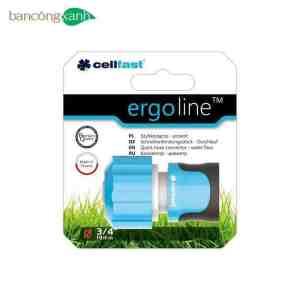 """Cút nối nhanh Cellfast Ergoline 1/2"""" (53-135)"""