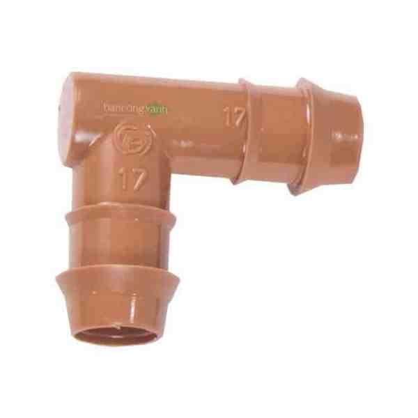 Co DIG nối ống 17mm, đường kính trong 15.2mm.