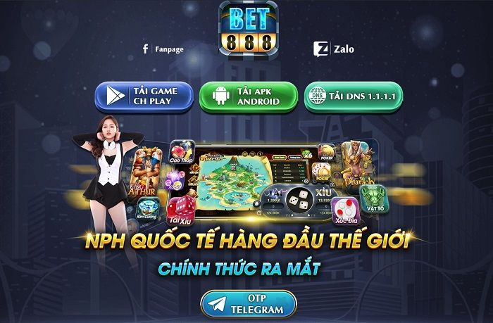 Tải game bet888 club, bet888.vin