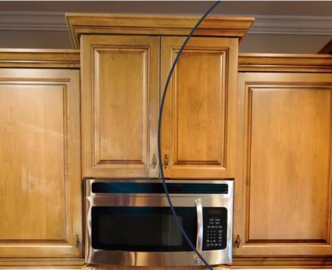 Kitchen Cabinet Refinishing (Basic Renewal)