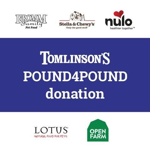 TomlinsonsPound4PoundDonation