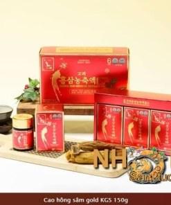 Cao Hồng Sâm Gold KGS Hàn Quốc