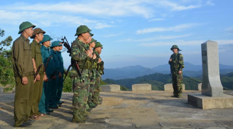 Xây dựng thế trận quốc phòng toàn dân, thế trận an ninh nhân dân vững chắc
