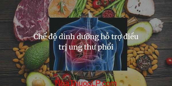 Che do dinh duong ho tro dieu tri ung thu phoi (1)