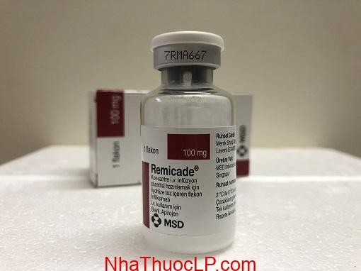 Thuoc Remicade 100mg Infliximab (2)