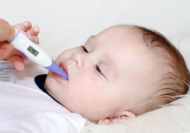 Thuốc hạ sốt cho trẻ sơ sinh và trẻ nhỏ