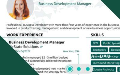 Perfect Crew CV – Hướng dẫn tạo CV chuyên nghiệp thi tiếp viên hàng không