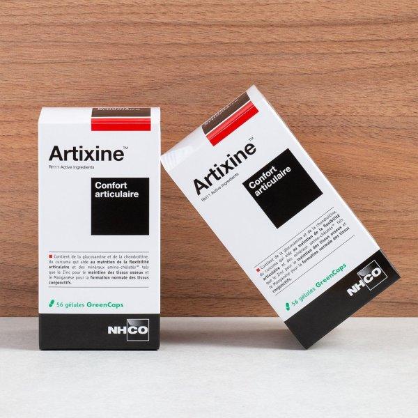 artixine articulations