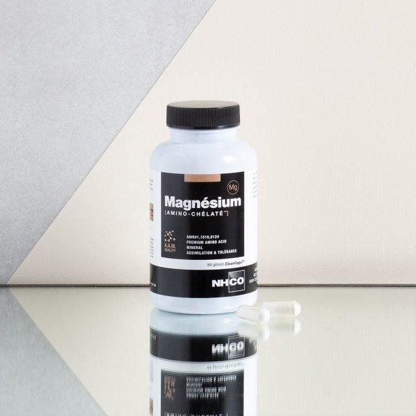 magnesium haute assimilation