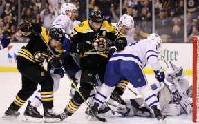 Bruins vence série no jogo 7