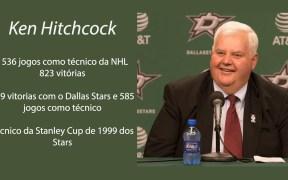 Hitchcock anuncia aposentadoria