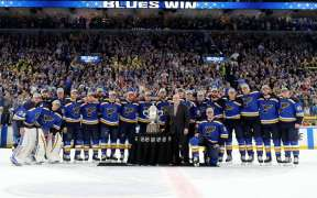 St. Louis Blues está na Final da Stanley Cup
