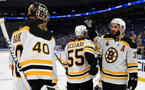 Boston assume a liderança na Stanley Cup Final